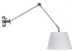 AZZARDO ADAM WALL S  AZ1843+AZ2602 LAMPA SCIENNA KINKIET