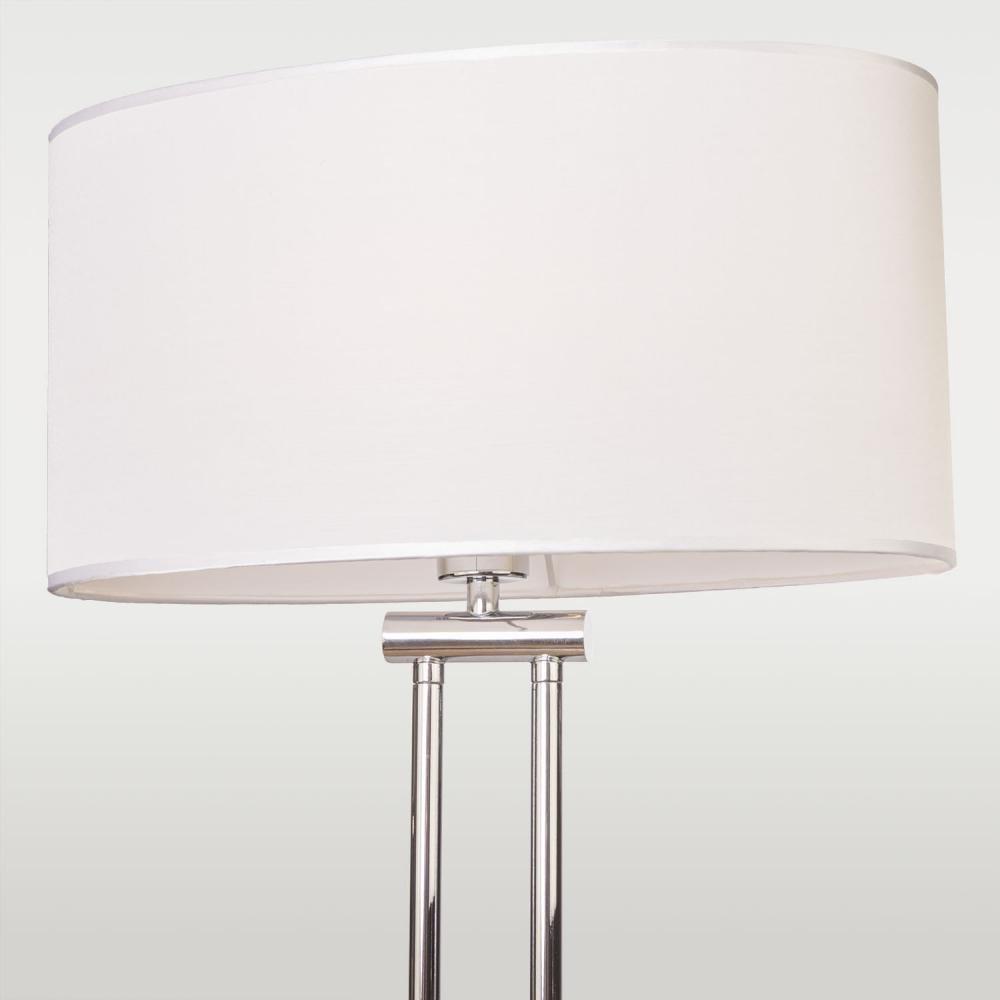 Lampa Podłogowa Cosmo Light Athens F01451wh Cr