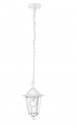 LAMPA WISZĄCA OGRODOWA ZEWNĘTRZNA EGLO LATERNA 5 22465