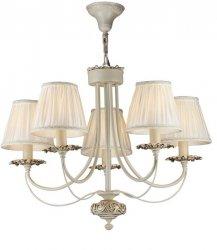 LAMPA SUFITOWA ABAŻUROWA MAYTONI OLIVIA ARM326-05-W