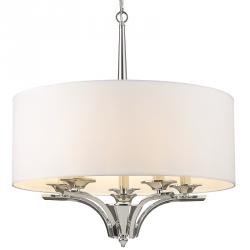 NOWOCZESNA LAMPA SUFITOWA COSMO LIGHT ATLANTA P05803NI