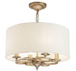 NOWOCZESNA LAMPA SUFITOWA GLAMOUR MAYTONI ANNA H007PL-04G