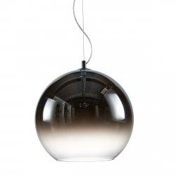 NOWOCZESNA LAMPA WISZĄCA ITALUX NAMELO W CHROMIE DYMIONYM PND-8332-350-CH