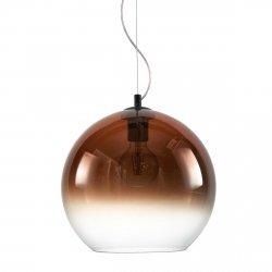 NOWOCZESNA LAMPA WISZĄCA ITALUX NAMELO W MIEDZI DYMIONEJ PND-8332-300-CP