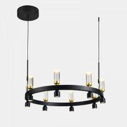 NOWOCZESNA LAMPA WISZĄCA LED ITALUX ALMELO PND-83812-16