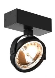 LAMPA SUFITOWA SPOT GO SL1 50484-G9 ZUMA LINE CZARNY