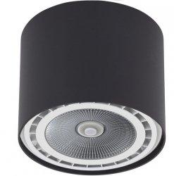 NOWODVORSKI LAMPA SUFITOWA TUBA SPOT BIT GRAPHITE S 9486