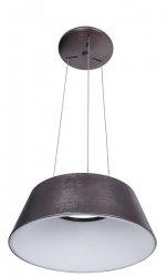 ITALUX LUNGA LAMPA WISZĄCA OKRĄGŁA NOWOCZESNA 5356-840RP-BC-3