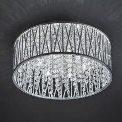 LAMPA SUFITOWA KRYSZTAŁOWA VANESSA C0282-07R-B5QL ITALUX