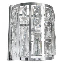 KINKIET ŚCIENNY GLAMOUR COSMO LIGHT MOSCOW II W02872CH
