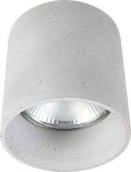 LAMPA SUFITOWA NOWODVORSKI SHY 9393 SZARA TUBA BETONOWA REFLEKTOR