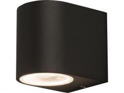 NOWODVORSKI NICO 9518 LAMPA ZEWNĘTRZNA ŚCIENNA KINKIET CZARNA