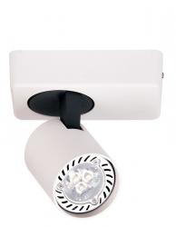 LAMPA SUFITOWA SPOT ELVIRA ITALUX SPL-3142A-1-WH