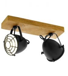 EGLO LAMPA SUFITOWA SPOT REFLEKTOR GATEBECK 49077