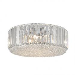 KRYSZTAŁOWA LAMPA SUFITOWA PLAFON ZUMA LINE PRINCE CEILING C0360-05B-F4AC