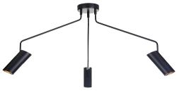 PLAFON SUFITOWY FUTURO LIGHT PRESTIGE LP-17001/3C BK