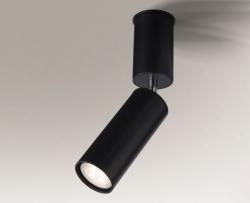 LAMPA SUFITOWA SPOT REFLEKTOR SHIMA 2202 SHILO CZARNA