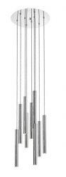 ZUMA LINE LOYA PENDANT CHROM P0461-09C-B5F4  LAMPA WISZĄCA LED 5W 4050LM