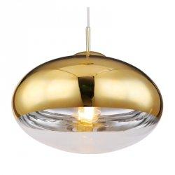 NOWOCZESNA SZKLANA LAMPA WISZĄCA GLOBO ANDREW 15445HG