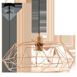 LAMPA WISZĄCA EGLO CARLTON 2 49488