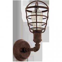 LAMPA KINKIET PORT SETON LOFT VINTAGE 49811 EGLO