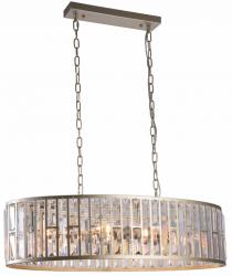 LAMPA WISZĄCA COSMO LIGHT MOSCOW P06223CP KRYSZTAŁOWA