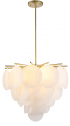 LAMPA SUFITOWA GLAMOUR COSMO LIGHT TROMSO P04094BR
