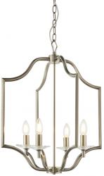 NOWOCZESNA LAMPA WISZĄCA GLAMOUR ENDON LAINEY 81916