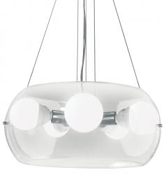 NOWOCZESNA LAMPA WISZĄCA AUDI-10 SP5 IDEAL LUX