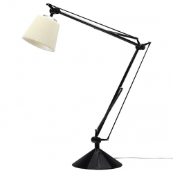 LAMPA BIURKOWA RAYON ARM  720T.BL.FABRIC KING HOME
