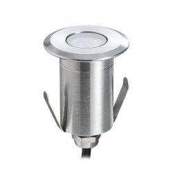 ZEWNĘTRZNA LAMPA NA ZIEMIĘ DO WBUDOWANIA ACCENT R10531 REDLUX STAL NIERDZEWNA