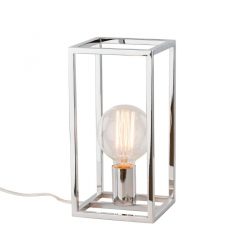 ITALUX LAMPA STOŁOWA SIGALO MT-BR4366-T1 CH CHROM