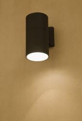 KINKIET OGRODOWY NOWODVORSKI FOG 3402 NOWOCZESNY LAMPA ZEWNĘTRZNA DO PODŚWIETLENIA ELEWACJI