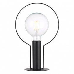 LAMPA STOŁOWA NORDLUX DEAN 46615003 CZARNA