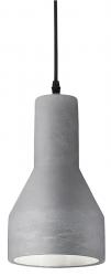 BETONOWA LAMPA WISZĄCA OIL-1 IDEAL LUX 110417