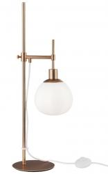 NOWOCZESNA LAMPA STOŁOWA MAYTONI ERICH MOD221-TL-01-G