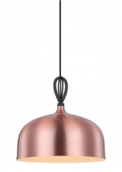 ITALUX EMERALD LAMPA WISZĄCA MIEDZIANA LOFT VINTAGE