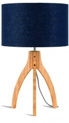 LAMPA STOŁOWA IT'S ABOUT ROMI ANNAPURNA BLUE