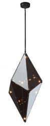 DESIGNERSKA LAMPA WISZĄCA LIGHT PRESTIGE KONSTELACJA LP-055/1P BK