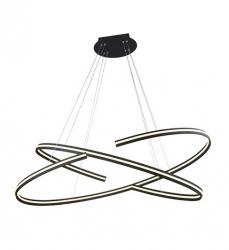 AZZARDO ALESSIA XL DIMM LAMPA WISZĄCA OKRĄG LED 100W