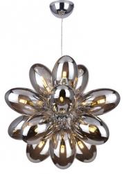 NOWOCZESNA LAMPA WISZĄCA SZKLANE KULE AZZARDO DIANA 16 MX50199-16 DESIGNERSKA