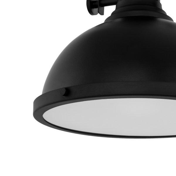 ITALUX MAEVA MDM-2569/1 LAMPA WISZĄCA CZARNA LOFT