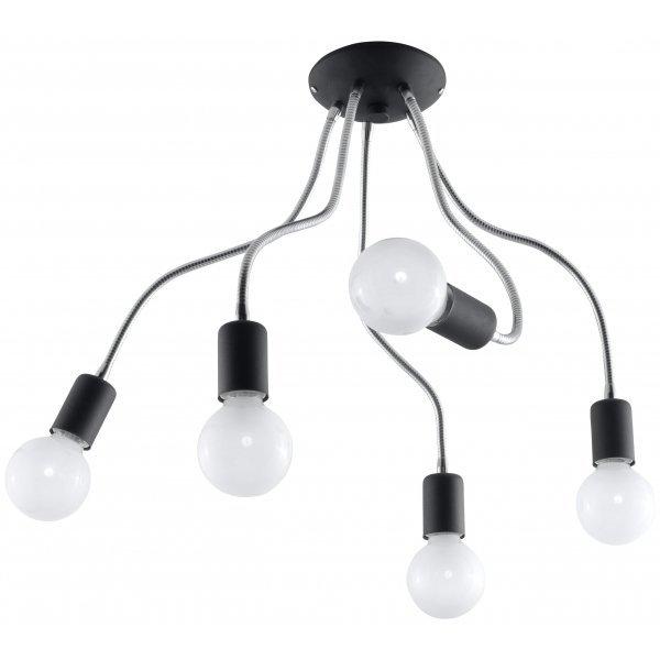 SOLLUX LARA 5 LAMPA SUFITOWA PLAFON SL.0340