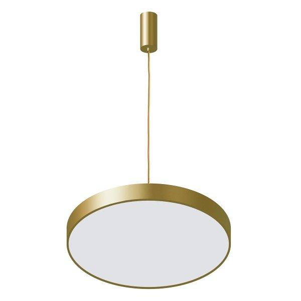 ITALUX ORBITAL LAMPA WISZĄCA LED 5361 830RP GD 3 ZŁOTY PIASKOWANY