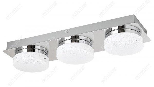 LAMPA SUFITOWA SPOT NOWOCZESNY HILARY RABALUX 5663