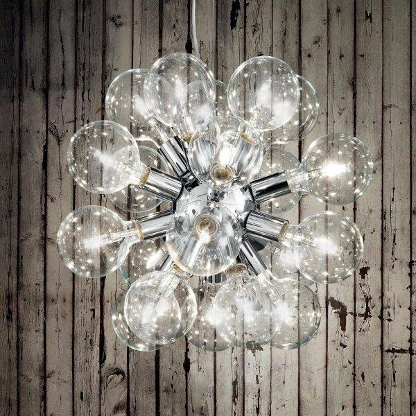 NOWOCZESNA LAMPA WISZĄCA DEA SP20 IDEAL LUX