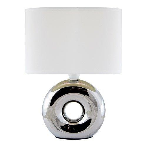 LAMPA STOŁOWA GOLF 03544 CHROM IDEUS