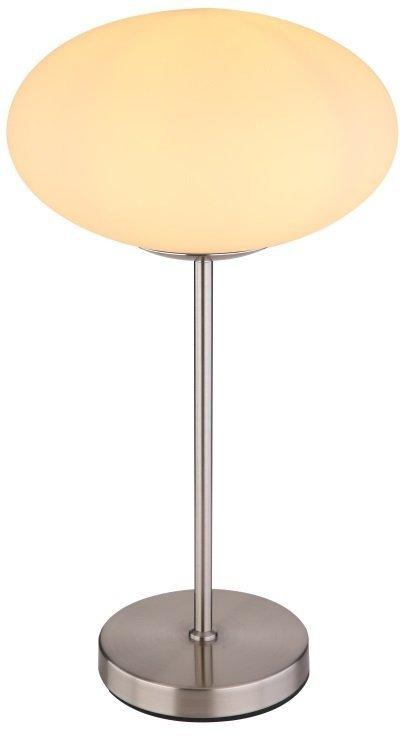 NOWOCZESNA SZKLANA LAMPA STOŁOWA GLOBO ANDREW 15445T