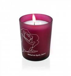 Phyto - aromatic candle/Fito-zapachowa świeczka. Rytuał z Kioto