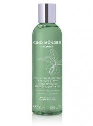 Phyto - aromatic shower &bath oil / Fito-zapachowy olejek pod prysznic i do kąpieli. Rytuał z wyspy Jawa
